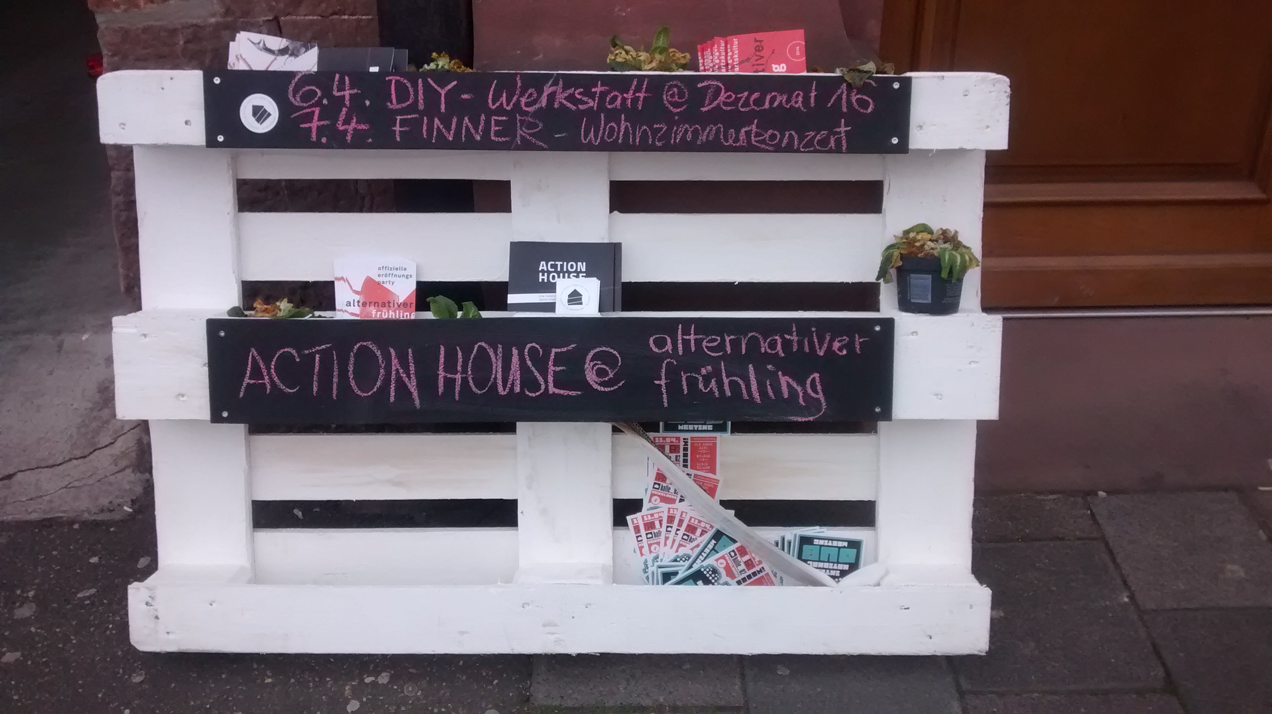 Alternativer Frühling @ Action House